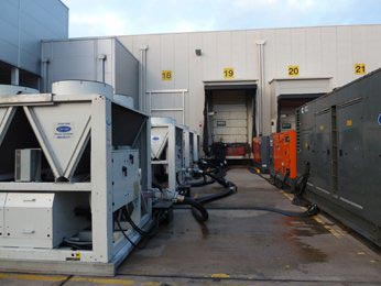 Emergency Generator Hire