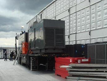 Event Power Generator Hire