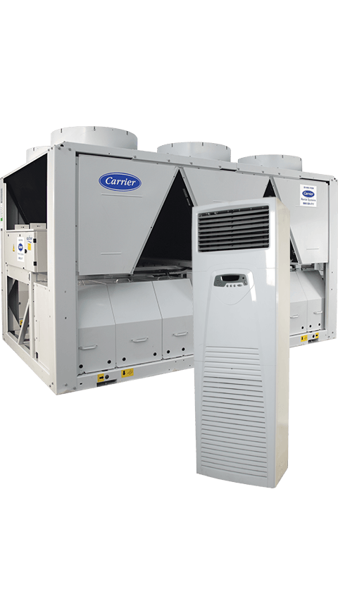 Chiller & Air Handler Packages