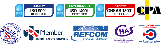 Carrier Rental Systems Accreditations