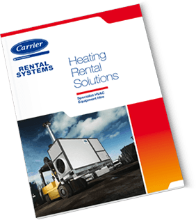 Carrier Rental Systems Heating Brochure