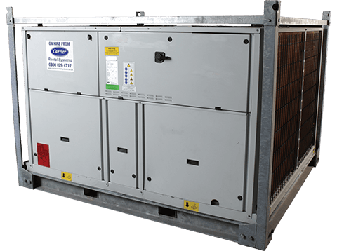 Heat Pump Chiller Hire