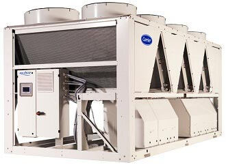 Carrier Announces its Newest AquaSnap® Chiller, the 30RBP with Greenspeed® Intelligence