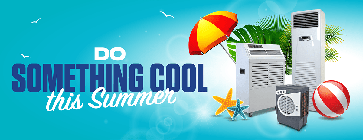 Hire Portable Air Conditiong for Summer