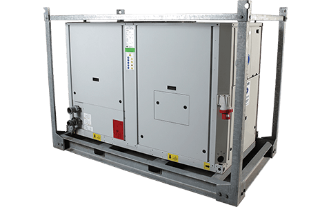 CRS 100kW Heat Pump