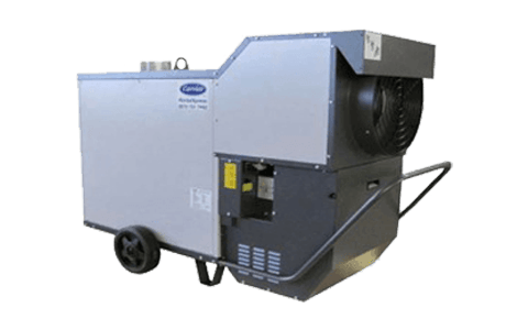 CRS 100kW Indirect Diesel Fired Heater