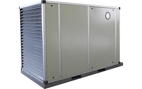 CRS 100kW Low Temp Air Handler