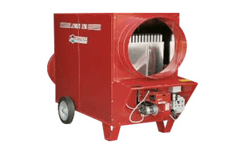 CRS 150kW Indirect Diesel Fired Heater