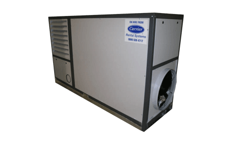 CRS 200kW 415V Indirect Diesel Fired Heater