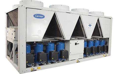 CRS 522kW Chiller